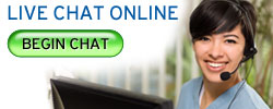 Live Chat Online: Begin Chat